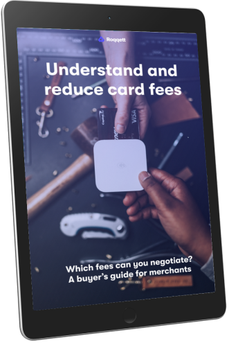 Roqqett guide on reducing card fees